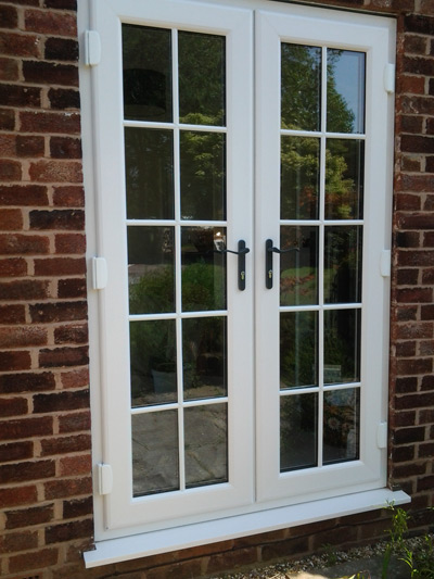 French Doors From Express