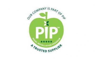 PIP Approved Installer 9